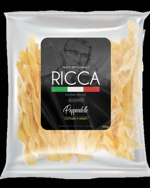 Pasta Artesanal Papperdelle